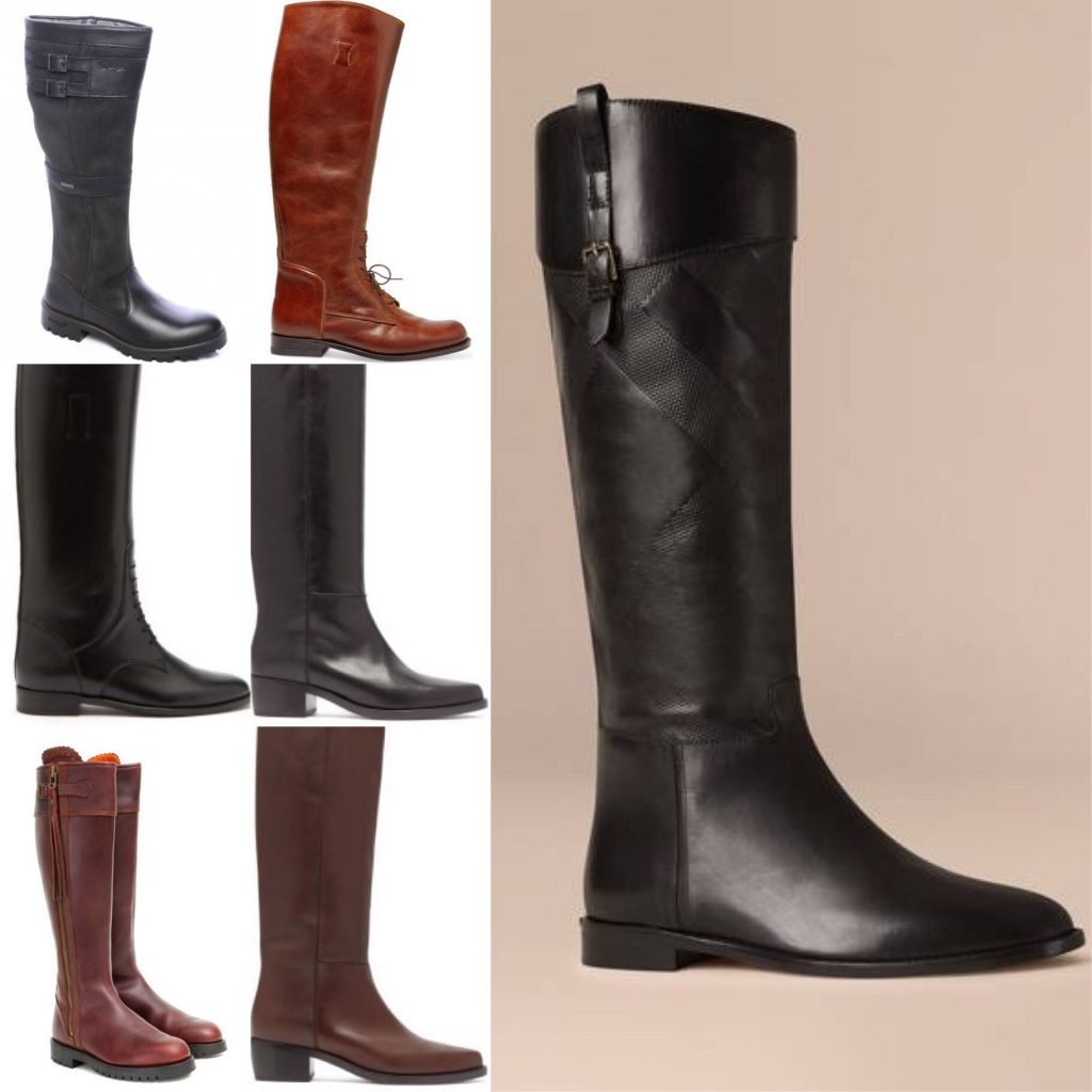 Riding Boot Styles