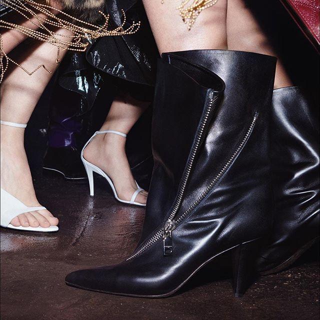 Givenchy Mid-Calf Boot