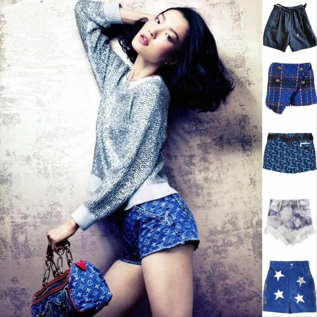 Du Juan Louis Vuitton Shorts