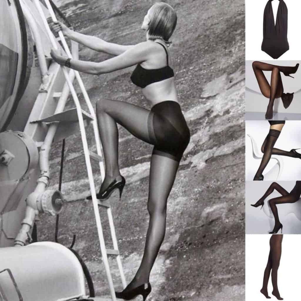 Wolford by Helmut Newton