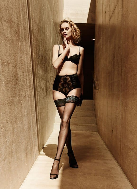Falke stockings SS16 campaign